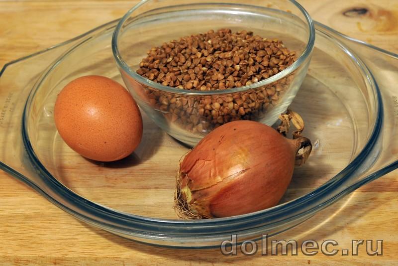 Голубцы с гречкой и яйцом: фото 2