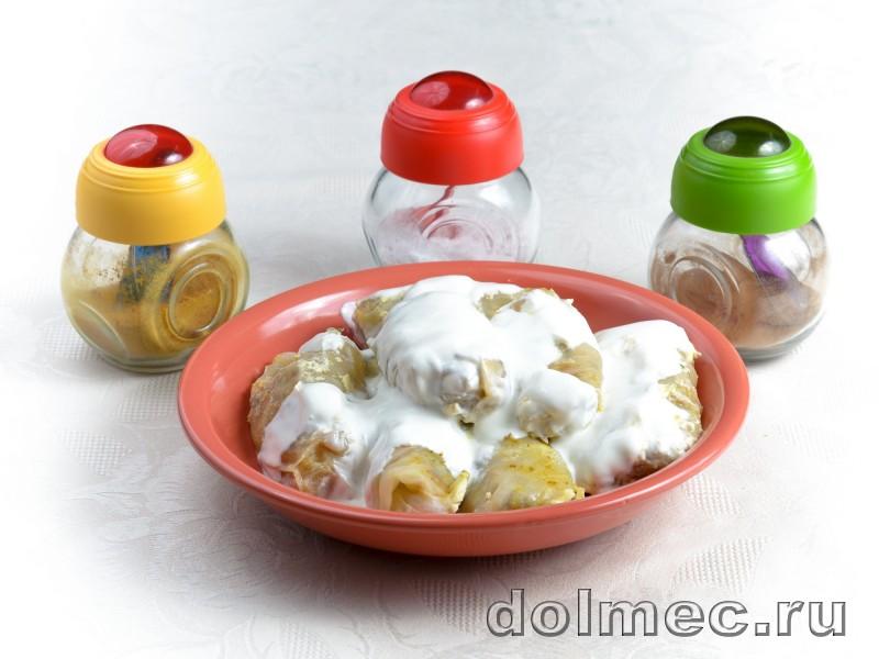 Голубцы с грибами и ячневой крупой: фото 4