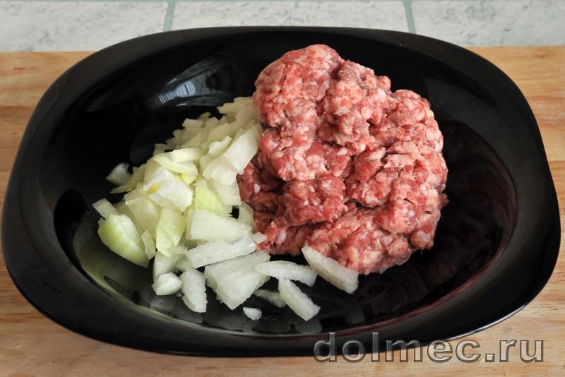 Голубцы с мясом и яйцом: фото 5