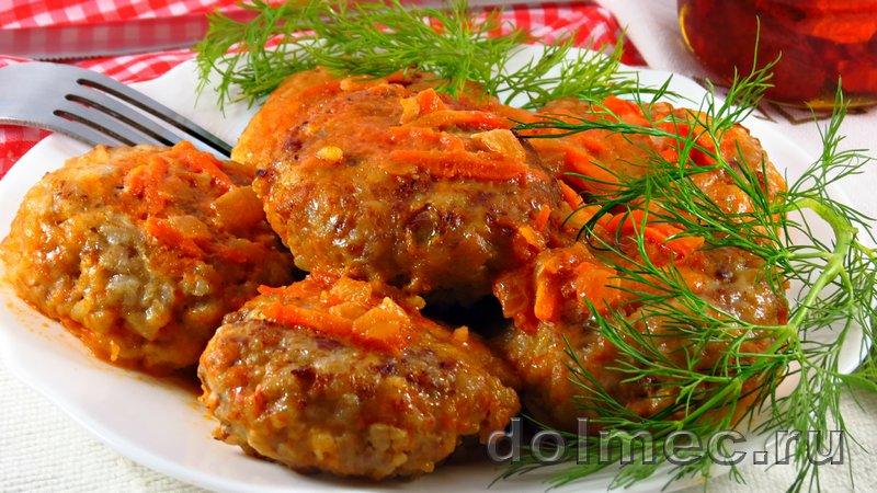 Ленивые голубцы диетические рецепт с пошагово